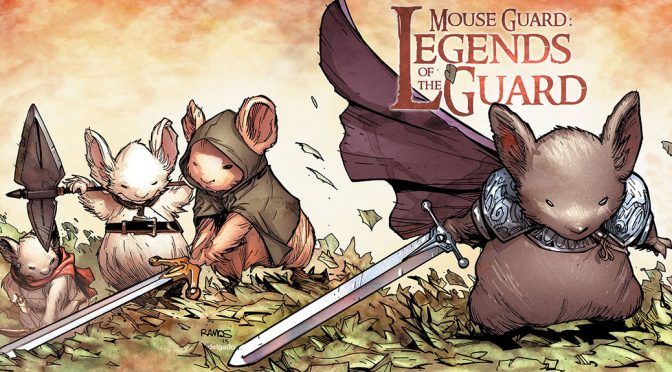 Mouse Guard: Part 1